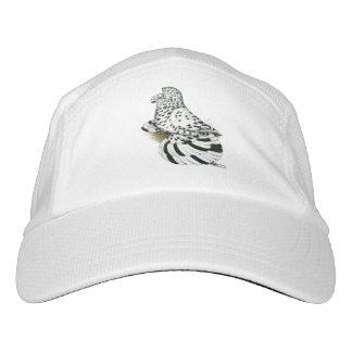 Trumpeter Pigeon Light Splash Hat