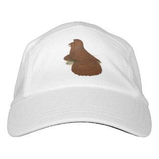 Trumpeter Pigeon Red Hat