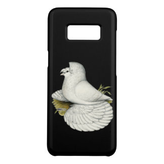 Trumpeter Pigeon White Case-Mate Samsung Galaxy S8 Case