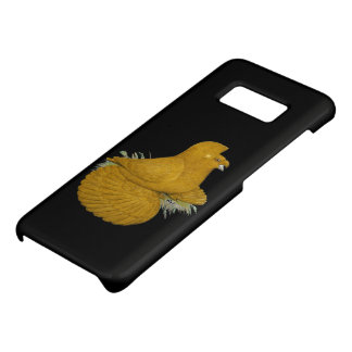 Trumpeter Pigeon Yellow Self Case-Mate Samsung Galaxy S8 Case