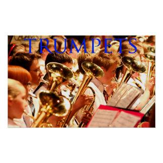 Trumpets Poster