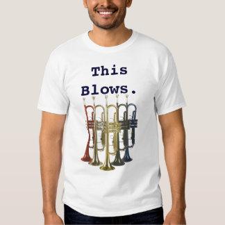 trumpets, This Blows. Shirts