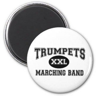 Trumpets xxl marching band magnet