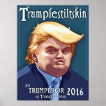 Trumplestiltskin Poster