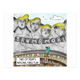 Trumpmore Postcard