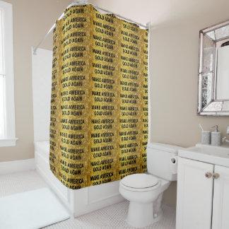 Trump's Golden Shower curtain