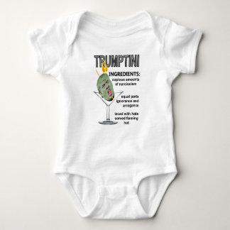 Trumptini Baby Bodysuit