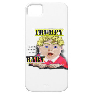 Trumpy Baby - iPhone SE + iPhone 5/5S Case