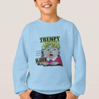 Trumpy Baby Kid's Pullover Sweatshiirt