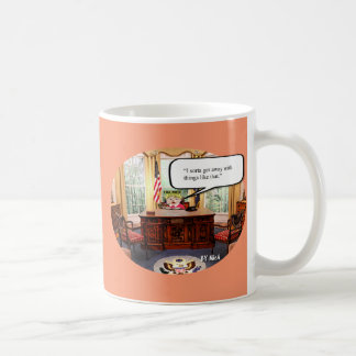 Trumpy Baby - Oval Office - Cup
