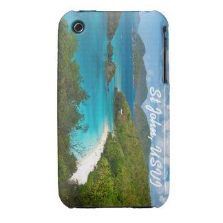 Trunk Bay, St John USVI Case-Mate iPhone 3 Case