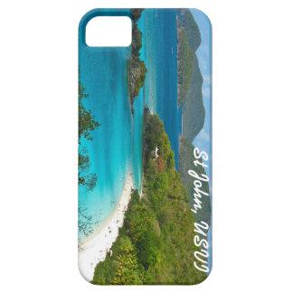 Trunk Bay, St John USVI iPhone 5 Cover