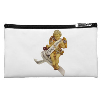 Trusses of make-up guardian angel cosmetic bag