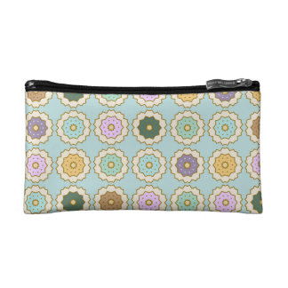 """Trusses of make-up small size """"Old Style """" Cosmetic Bag"""