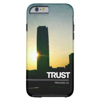 """Trust"" - Building Art | iPhone 6 case Tough iPhone 6 Case"