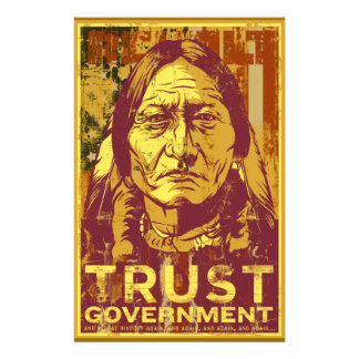 Trust Government Sitting Bull Flyer