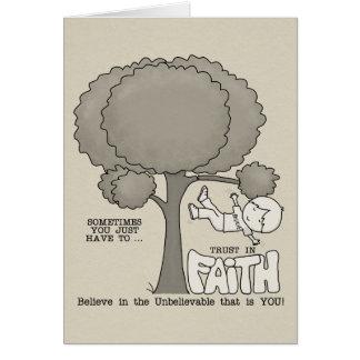 Trust in Faith Card