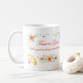 Trust in God Coffee Mug