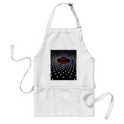 Trust in the Lord Aprons