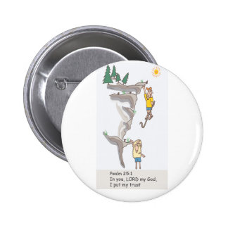 Trust in the Lord Pinback Buttons