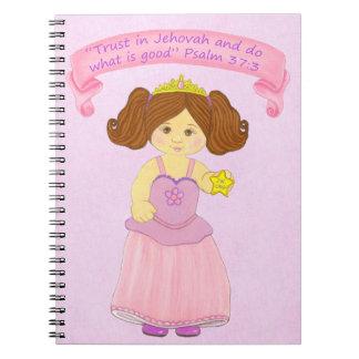 Trust Jehovah Do Good~Scripture Notebook