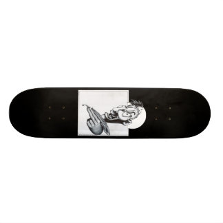 Trust Me ... and sign 18.1 Cm Old School Skateboard Deck