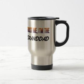 Trust Me Granddad Coffee Mug