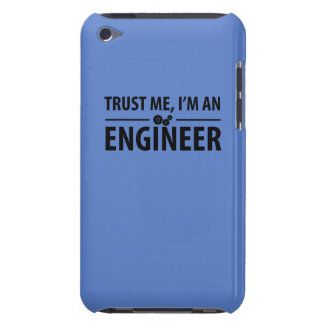 Trust me I am engineer Barely There iPod Cover