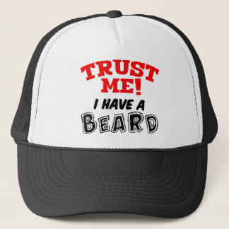 Trust Me! I have a BEARD Hat