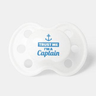 Trust me I'm a captain Dummy