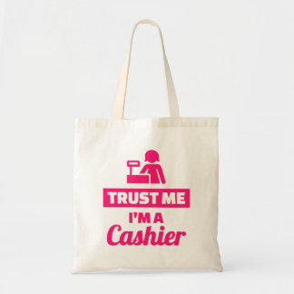 Trust me I'm a cashier