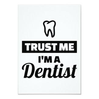 Trust me I'm a dentist Card