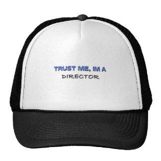 Trust Me I m a Director Hats