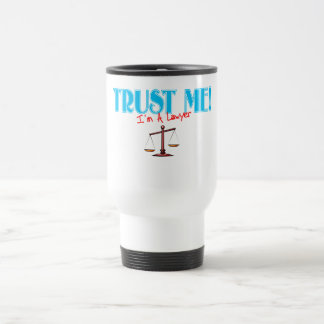 Trust Me I m A Lawyer Scales Of Justice Mugs