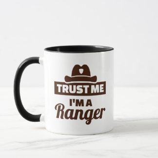 Trust me I'm a ranger Mug