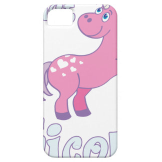 trust me i´m a unicorn barely there iPhone 5 case