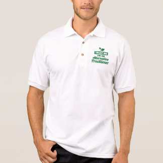 Trust me I'm an alternative practitioner Polo Shirt