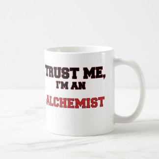 Trust Me I m an My Alchemist Coffee Mug