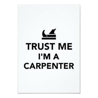Trust me I'm a Carpenter Custom Announcement