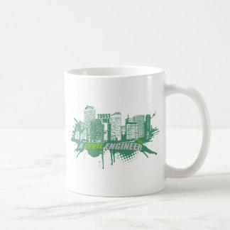 Trust Me I'm A Civil Engineer 2 Basic White Mug