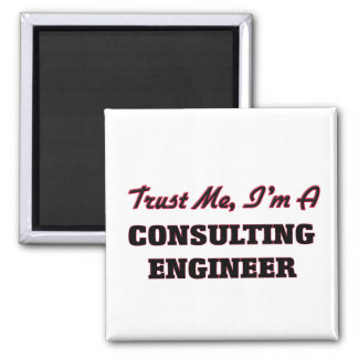 Trust me I'm a Consulting Engineer Magnets