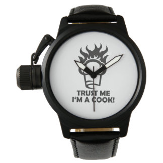 Trust me i'm a cook! watches