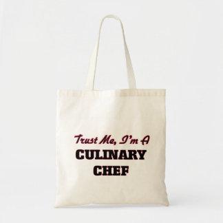 Trust me I'm a Culinary Chef Tote Bag