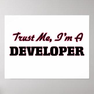 Trust me I'm a Developer Posters