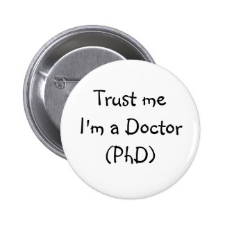 Trust me I'm a Doctor badge
