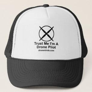 e22442290 Trust Me I'm A Drone Pilot Trucker Hat