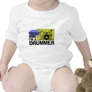 Trust Me I'm A Drummer Romper