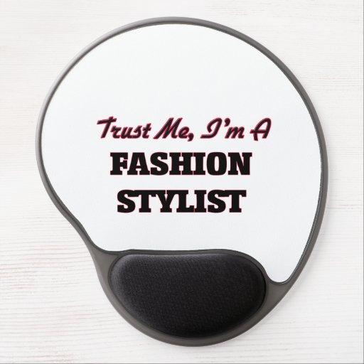 Trust me I'm a Fashion Stylist Gel Mouse Mats