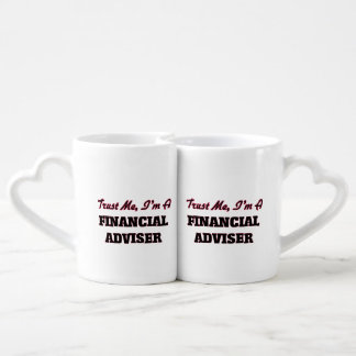 Trust me I'm a Financial Adviser Lovers Mugs