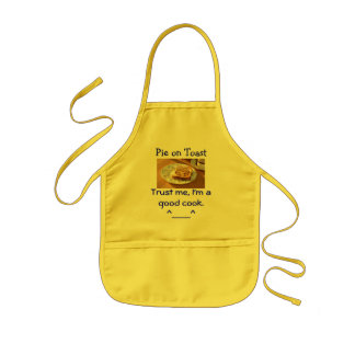 Trust me, I'm a good cook. ^___^ Kids Apron
